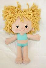 """Playskool DRESSY DAISY 14"""" Plush Doll Toy stuffed"""