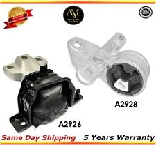 Engine Mounts Front Right Left Set 3.3 ,3.8 L For Chrysler Town  and  Country