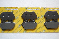FRONT REAR BRAKE PADS fits HARLEY DAVIDSON Ultra Classic 00-04 FLTCUi 01 02 03