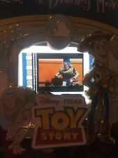 Disney Pin toy Story Cel Piece Of Movie History Movies PODM Rare Le