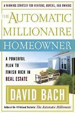 The Automatic Millionaire Homeowner:A Powerful Plan to Finish Rich