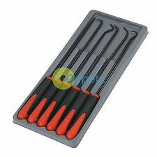 Brand New 6pc Extra Long Pick & Hook Set O-Ring & Seal Remover Craft Hobby Tool