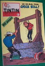 """JOURNAL TINTIN n° 551   """"Le journal des jeunes de 7 à 77 ans Années 1959 / 1960"""""""