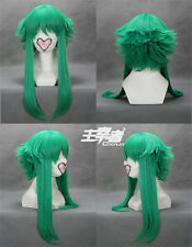 VOCALOID CAMELLIA GUMI Megpoid Cosplay Anime Wig Costume free shipping +wig cap