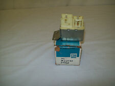 G M RELAY 558093  RARE ANTENNA RELAY FOR 1982-1983 CUTLAS HURST OLDS