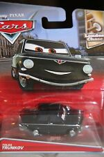"DISNEY PIXAR CARS 2 ""TOLGA TRUNKOV"" NEW IN PACKAGE, SHIP WORLDWIDE"