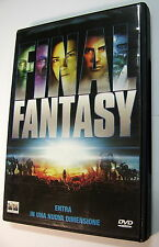 Final Fantasy (2001) DVD