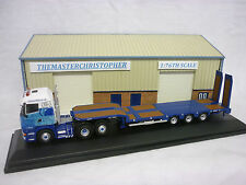 Oxford Diecast/Modern 1:76th Truck/Roadscene Scania Stobart Rail 76SHL01ST