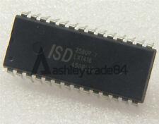 1PCS ISD2560P Manu:ISD Encapsulation:DIP-28,1.59 M