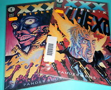 comic TRIPLE XXX dark horse nº1 y 2