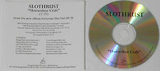 Slothrust - Horseshoe Crab - U.S. promo cd  -Rare!