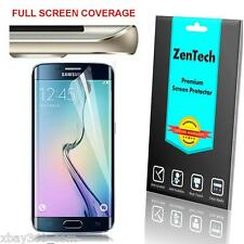 2X HD ZenTech Clear FULL COVER Screen Protector Guard For Samsung Galaxy S7 Edge