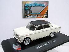 SEAT 1400 C 1960 1/43 IXO ALTAYA