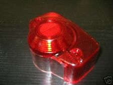 Honda taillight  rear light lens NEW CB CD CF SL XL 400 cg c 50 70 90