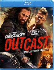 Outcast (Blu-ray) Nicolas Cage, Hayden Christensen NEW