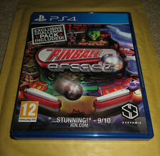 ✦ Pinball Arcade 22 Classic Pinball Tables ✦ SAME DAY DISPATCH ✦  PS4 ✦ ps 4 ✦