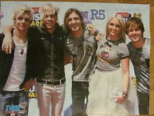 Ross Lynch and R5, Full Page Pinup