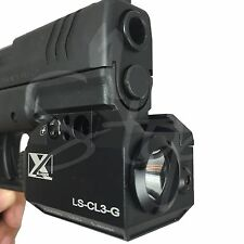 Laserspeed Tactical Green Laser Light Strobe Combo | Rifle Handgun Shotgun