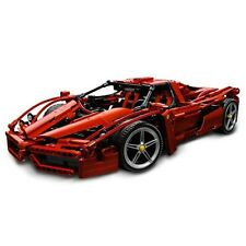 Enzo Ferrari 1:10 Compatible With Lego Technic New * Fast USA Shipping*