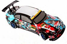 NUOVO Himoto in scala 1:10 BRUSHLESS DRIFT Telecomando Auto BMW M3 4123bl RC