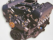 MERCRUISER New 4.3 Four Barrel Long Block Engine 1996-2012