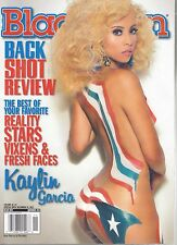 BLACK MEN MAGAZINE NOVEMBER 2013* KAYLIN GARCIA*REALITY STARS*NEW/SEALED