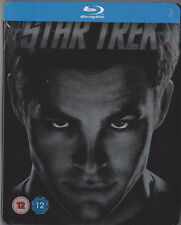 Star Trek XI 11, Blu Ray Steelbook KIRK, OUT OF PRINT,NEU & OVP