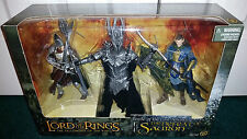 The Defeat Of Sauron The Lord Of The Rings Last Alliance Toybiz LOTR SEALED MISP