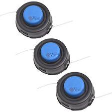 3X Auto Feed T35 Tap Head Trimmer For Husqvarna 531300194 345FX 343R 345RX 323L