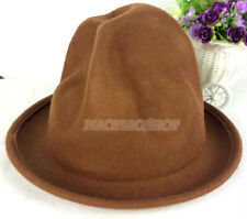 GOBI Hat Grammy Mountain hat Vivienne Westwood Wool HAT rust color FREE shipping