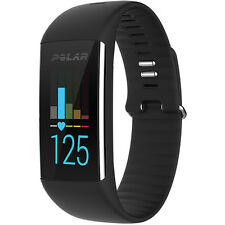 Polar A360 Smokey Black Unisex Fitness Tracker Wrist-based Heart Rate - Medium *