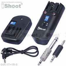 30m-Wireless/Radio Studio&Flash Trigger PT-04 for Sony Camera a390/a450/a65/a77