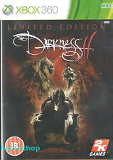 The Darkness II Limited Edition Microsoft Xbox 360 18+ FPS Shooter Game