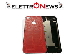 Cover ricambio parte posteriore IPhone 4S