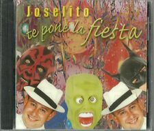 Joselito Te Pone La Fiesta  Latin Music CD New