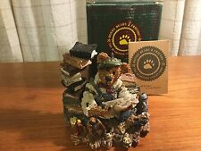 Boyd's Bears & Friends OTIS ...TAX TIME  #2262 Boyds Collection 1994