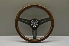 NARDI ND CLASSIC 330mm Wood Black Spoke Steering Wheel - 5061.33.2000 IN STOCK