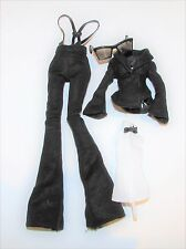 Clothes/Tuxedo Set inc Shades from Monster High Zomby Lady Gaga Doll