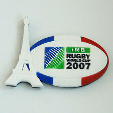 Rugby World Cup 2007 Eiffel Tower Magnet