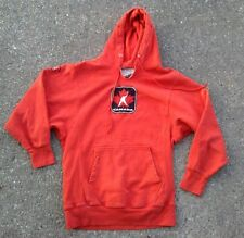 Team Canada Hockey Hoodie Sweater ~ Men's XS Small ~ Red w/ Pouch