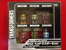 Transformers Titans Return Takara LGEX Headmaster Set of 6 NEW