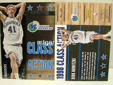 Panini nba (Adrenalyn XL) 2013/2014 - #015 dirk nowitzki 1998-Class Action