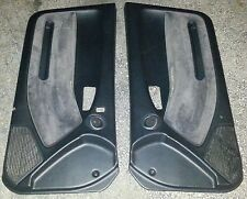 92 93-95 HONDA CIVIC EX COUPE LEFT/RIGHT POWERED DOOR PANELS