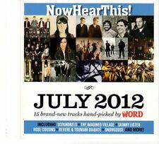 (FP810) Now Hear This! Issue 113 July 2012 - The Word CD