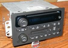 2003-07 GM CHEVY TAHOE SILVERADO CLASSIC S10 CD CASSETTE TAPE PLAYER RADIO SSR