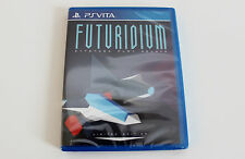 NEW SEALED Futuridium EP Deluxe Playstation PS Vita BEAUTIFUL SHAPE 2000 COPIES