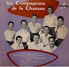 COMPAGNONS DE LA CHANSON trop beau pour etre vrai LP VG++