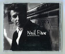 Neil Finn - She Will Have Her Way - Scarce 1998 Promo Cd Single - Crowded House