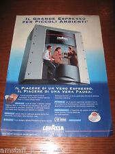 *AM69=LAVAZZA ESPRESSO CAFFE'=PUBBLICITA'=ADVERTISING=WERBUNG=COUPURE=