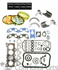 88-95 Honda Civic 1.5 16V SOHC D15B D15B1 D15B7 D15B8 *Engine RE-RING Kit*